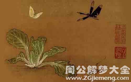 原版周公解夢夢見菜.jpg