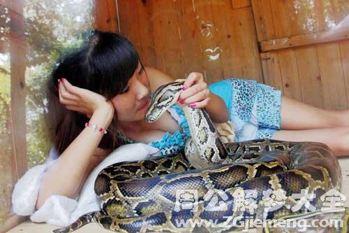 已婚女人夢見蛇
