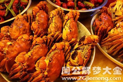捉虾和螃蟹