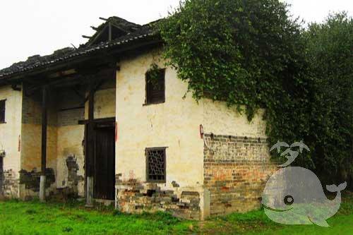 梦见古老的房子