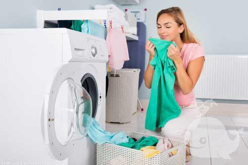 梦见洗好多衣服