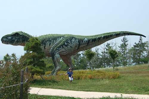 孕妇梦见恐龙