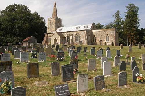 自己的墓地